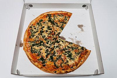 Pizza vom Pizza-Service - p105m902745 von André Schuster