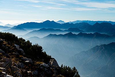 Trentino mountain scenery - p608m2026960 by Jens Nieth