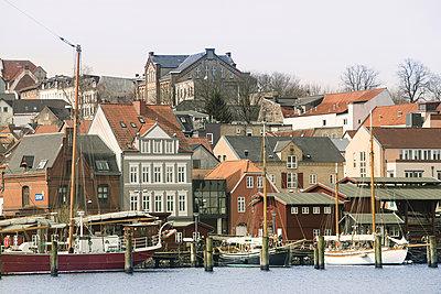Flensburg Hafen - p1222m1138884 von Jérome Gerull