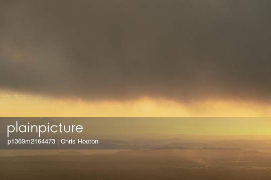 Mount Taranaki at sunset  - p1369m2164473 by Chris Hooton