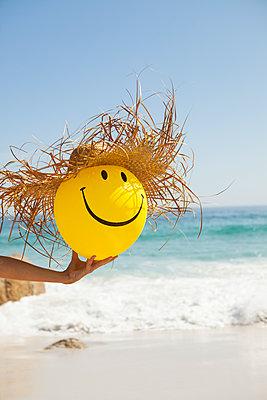Bitte Lächeln! - p045m1441978 von Jasmin Sander
