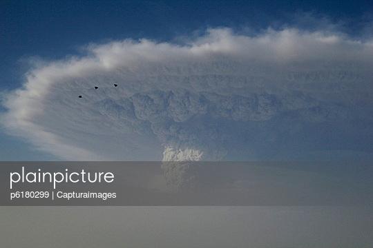 Vulkanausbruch - p6180299 von Capturaimages
