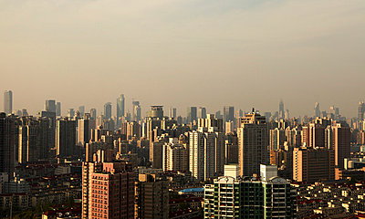 Shanghai - p910m778253 by Philippe Lesprit
