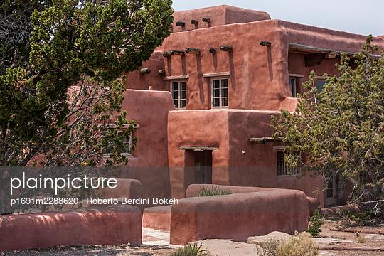 Painted Desert Inn - p1691m2288620 by Roberto Berdini Bokeh