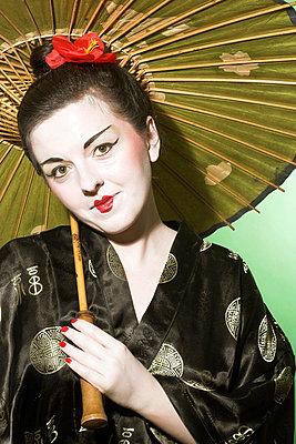 Kimono - p2970231 by Beatrice Hermann