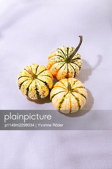Pumpkins - p1149m2298034 by Yvonne Röder