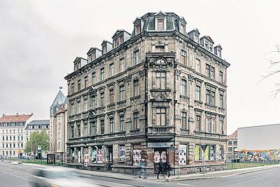 Leipzig Leerstand - p1222m1138887 von Jérome Gerull