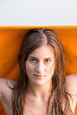 Schwimmen - p552m952508 von Leander Hopf