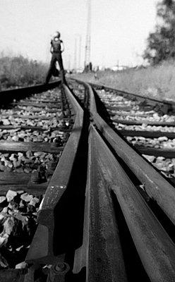 Es fährt ein Zug... - p8580067 von Lucja Romanowska