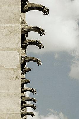 Gargoyles of Notre-Dame de Paris - p415m822891 by Tanja Luther