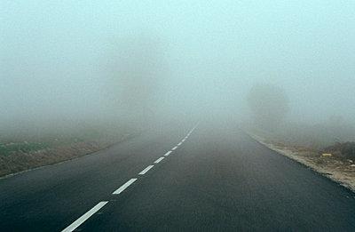 Straße führt ins Nichts - p1080224 von Thomas Kummerow