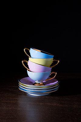 Cups - p1149m2263054 by Yvonne Röder