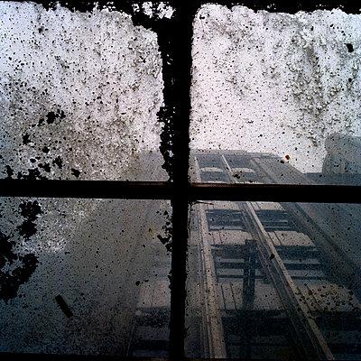 window, melbourne - p9793231 von Pulch
