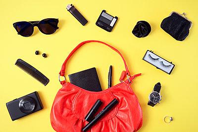 Handtasche - p1149m2021155 von Yvonne Röder