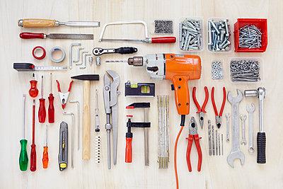 Werkzeuge - p464m754943 von Elektrons 08