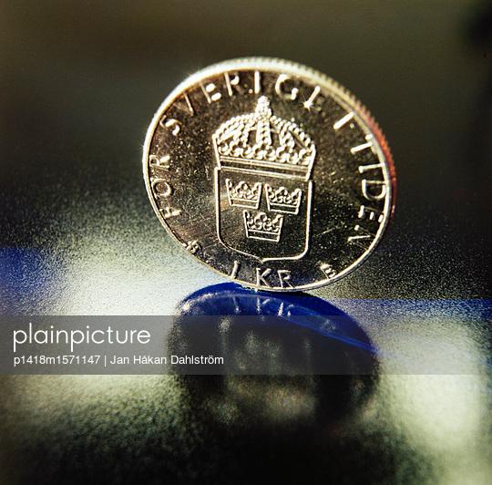 Schwedische Münze - p1418m1571147 von Jan Håkan Dahlström