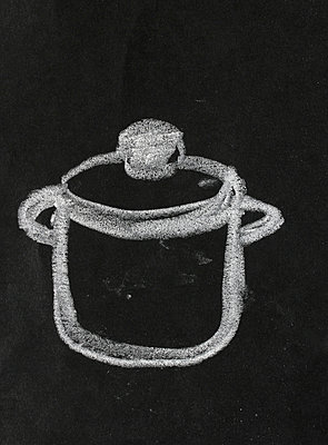 Cooking pot - p450m1003250 by Hanka Steidle