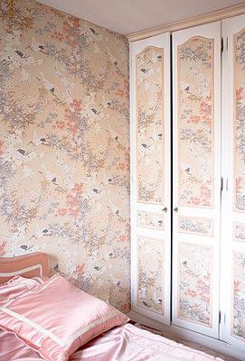 Old fashioned bedroom II - p1096m880020 by Rajkumar Singh