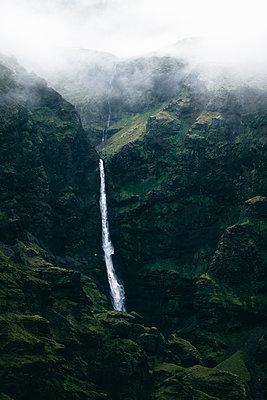Waterfall - p1585m2285348 by Jan Erik Waider