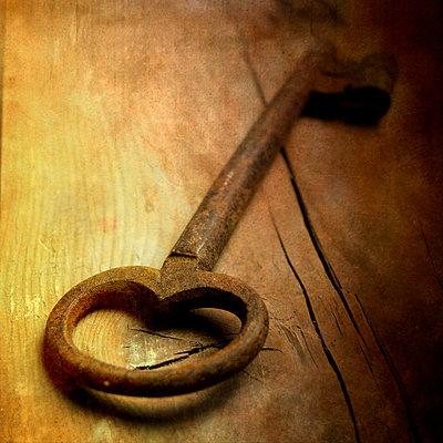 Old key - p8130490 by B.Jaubert