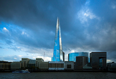 The Shard, London, England, UK - p429m976556 by Mischa Keijser