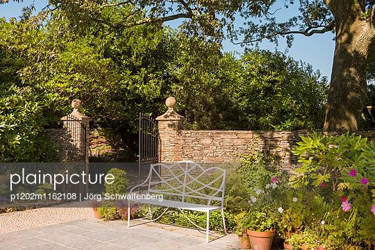 Heligan Garden - p1202m1162108 von Jörg Schwalfenberg