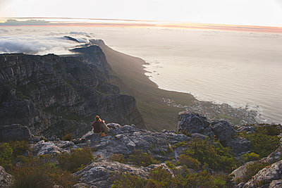 Table Mountain - p1167m1004360 by Maria Schiffer