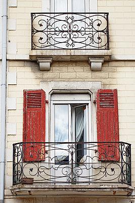 Balkon - p464m1065589 von Elektrons 08