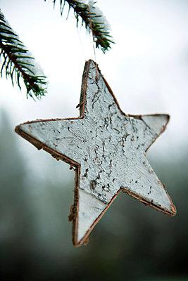Christmas decoration - p533m901801 by Böhm Monika