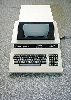 Alter Commodore - p6060278 von Iris Friedrich
