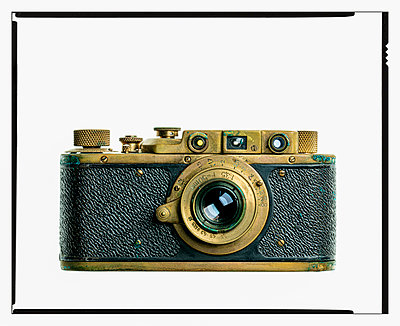 Historische Leica - p1275m2217579 von cgimanufaktur