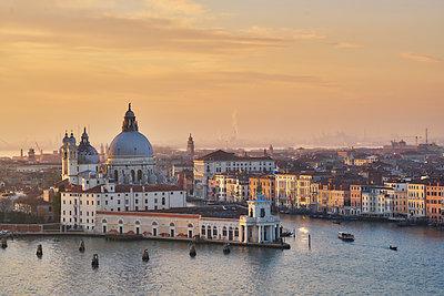 San Giorgio Maggiore - p1312m2054989 von Axel Killian