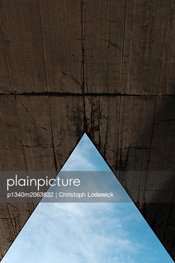 Dreieck - p1340m2063832 von Christoph Lodewick