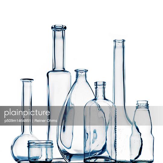 waste glass - p509m1464851 by Reiner Ohms