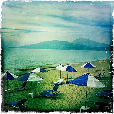 Strand auf Kreta - p979m1146567 von Werner Gritzbach