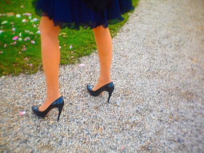 Woman´s legs - p567m822799 by Alexis Bastin