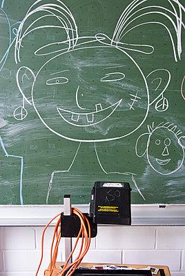 Blackboard - p9540052 by Heidi Mayer