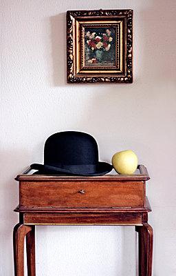 Melone und Apfel - p476m965628 von Ilona Wellmann