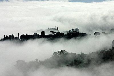 Blick von Montalcino - p9792325 von Mayall