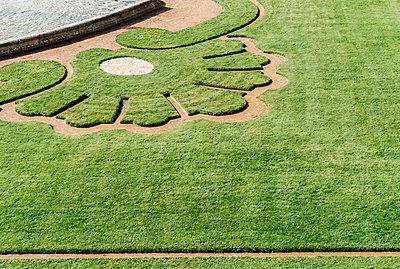 Gartengestaltung;  Zwinger;  Dresden - p1085m855342 von David Carreno Hansen