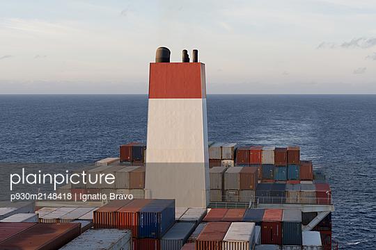 Container ship - p930m2148418 by Ignatio Bravo
