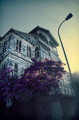 Abandoned house - p1445m2134269 by Eugenia Kyriakopoulou