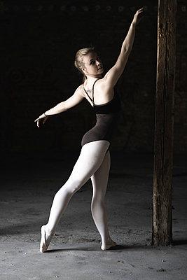 Prima ballerina - p7960016 by Andrea Gottowik