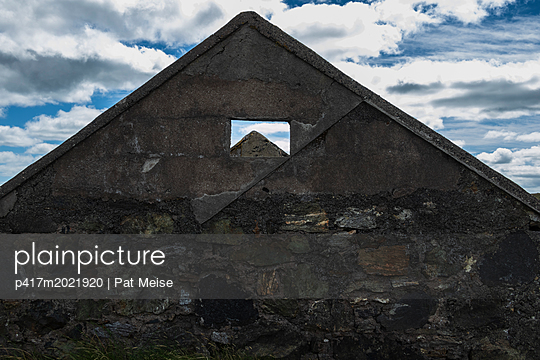 Fassade - p417m2021920 von Pat Meise