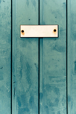 Alte Holztür - p4150653 von Tanja Luther
