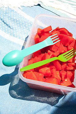 Summer snack - p454m2191534 by Lubitz + Dorner