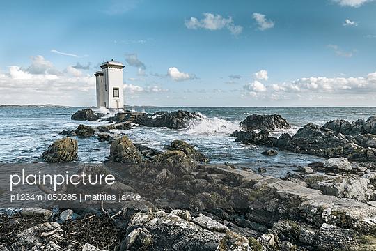 Leuchtturm - p1234m1050285 von mathias janke