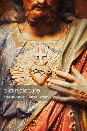 Sacred heard of Jesus - p1540m2295320 by Marie Tercafs