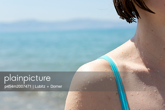 Salzwasser - p454m2007471 von Lubitz + Dorner