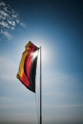 German Flag - p1710262 by Rolau